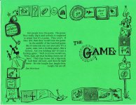 The Game Program